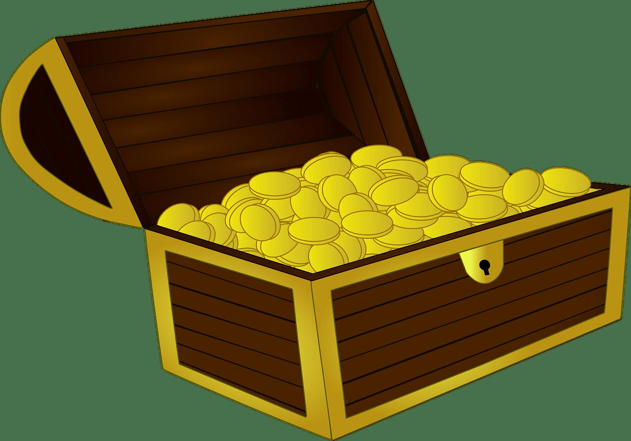treasure chest 312239 1280